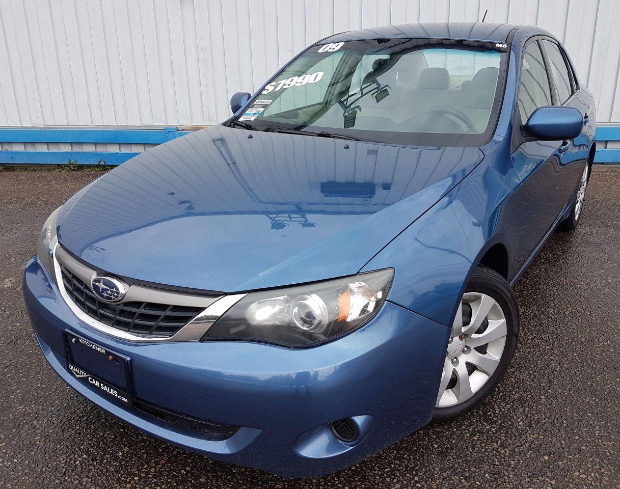 2009 Subaru Impreza