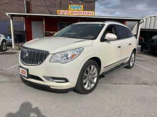 Used 2013 Buick Enclave Premium for sale in Scarborough, ON