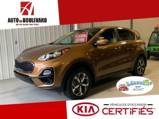 Used 2020 Kia Sportage LX AWD TOUT EQUIPE 8XPNEUS 8XROUES for sale in Notre-Dame-des-Pins, QC