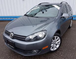 Used 2014 Volkswagen Golf Wagon Comfortline *TDI DIESEL* for sale in Kitchener, ON