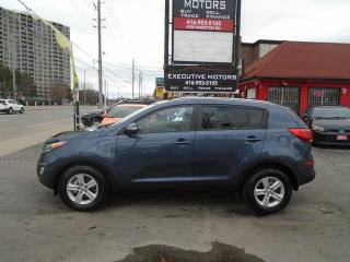 Used 2014 Kia Sportage LX/ EXTRA CLEAN / NO ACCIDENT/ CERTIFIED / 4 CYL for sale in Scarborough, ON
