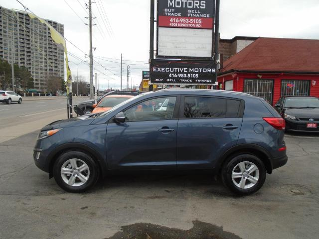 2014 Kia Sportage LX/ EXTRA CLEAN / NO ACCIDENT/ NO ACCIDENT / 4 CYL