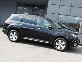 Used 2011 Acura MDX TECH|NAVI|DVD|REARCAM|RUNNING BOARDS for sale in Toronto, ON