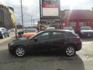 Used 2015 Mazda MAZDA3 GX/ ONE OWNER / NO ACCIDENT/ CERTIFIED / NEW BRAKE for sale in Scarborough, ON