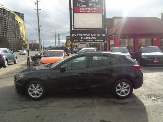 2015 Mazda MAZDA3 GX/ ONE OWNER / NO ACCIDENT/ CERTIFIED / NEW BRAKE