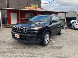 Used 2015 Jeep Cherokee Sport for sale in Scarborough, ON