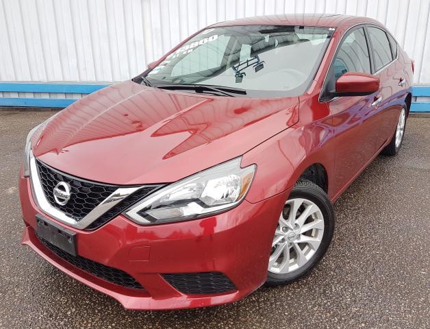 2017 Nissan Sentra 1.8 SV *SUNROOF*