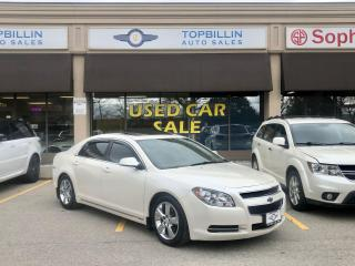 Used 2011 Chevrolet Malibu LT Platinum Edition, Sunroof for sale in Vaughan, ON