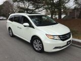 Photo of White 2014 Honda Odyssey