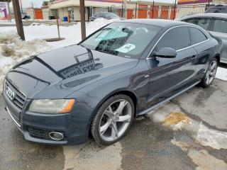 Used 2011 Audi A5 Premium Plus for sale in Brampton, ON