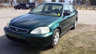 Used 2000 Honda Civic VALUE PACKAGE for sale in West Kelowna, BC