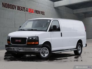 Used 2017 GMC Savana 2500, Galvanized Side Boards, Ceramic Tint, AS NEW for sale in Mississauga, ON