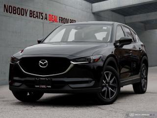 Used 2018 Mazda CX-5 GT AUTO AWD for sale in Mississauga, ON