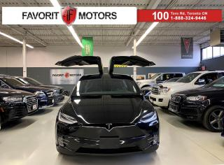 Used 2017 Tesla Model X 75D|NAV|6 PASS.|AIR SUSPENSION|AUTOPILOT|HIFI|+++ for sale in North York, ON