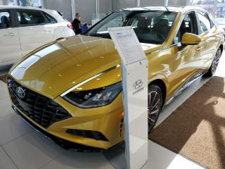 New 2020 Hyundai Sonata Luxury for sale in Surrey, BC