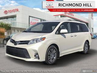 New 2020 Toyota Sienna XLE 7-Passenger  - Sunroof - $171.89 /Wk for sale in Richmond Hill, ON