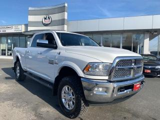 Used 2017 RAM 3500 Laramie 4WD DIESEL EZLINK TUNED LIFTED ONLY 114KM for sale in Langley, BC