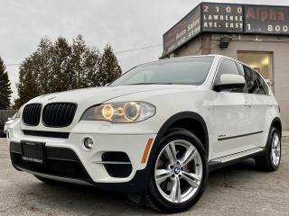 Used 2011 BMW X5 X-Drive 50i for sale in Scarborough, ON