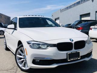 Used 2017 BMW 3 Series |330i XDRIVE|HEATED MEMORY SEATS|NAVI|SUN ROOF|WOOD TRIM for sale in Brampton, ON