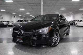 Used 2016 Mercedes-Benz CLA-Class CLA250 4MATIC I A.M.G I NO ACCIDENTS I NAVIGATION I LEATHER for sale in Mississauga, ON