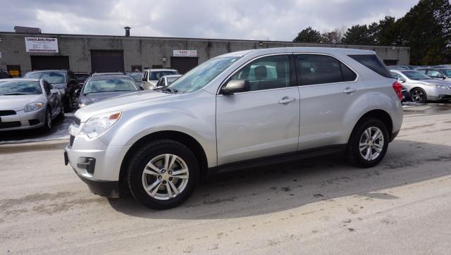 2012 Chevrolet Equinox LS CERTIFIED 2YR WARRANTY *1 OWNER*FREE ACCIDENT* BLUETOOTH CRUISE ALLOYS