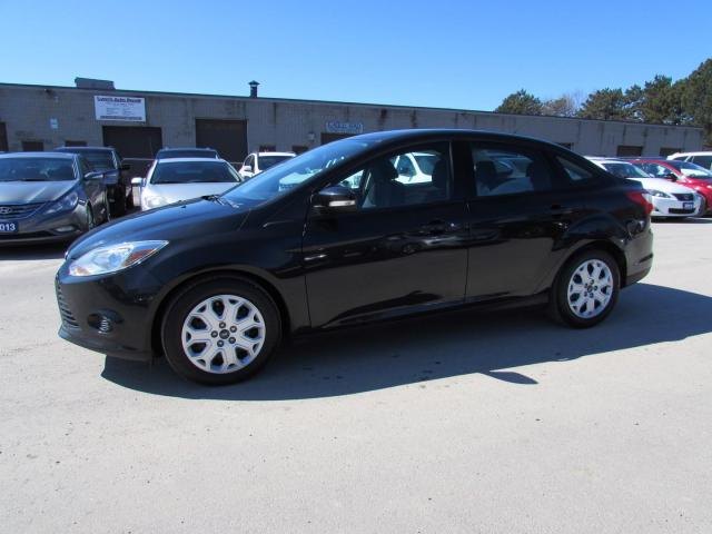 2013 Ford Focus SE CERTIFIED 2YR WARRANTY *1 OWNER*FREE ACCIDENT*FORD SERVICE HISTORY* BLUETOOTH CRUISE AUX