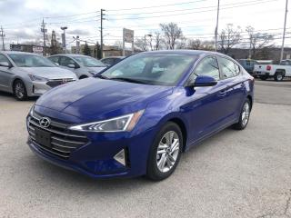 Used 2020 Hyundai Elantra Preferred| BLUETOOTH |HEATED SEATS |BACK UP CAM for sale in Stoney Creek, ON