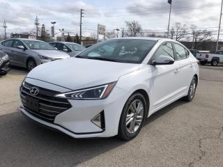 Used 2020 Hyundai Elantra Sunroof | Apple/Android | Lane departure| Bu cam for sale in Stoney Creek, ON