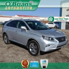 Used 2013 Lexus RX 350 w/AWD, Navigation, Heated/Cooled Seats, Leather for sale in Saskatoon, SK