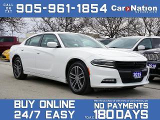 Used 2019 Dodge Charger SXT AWD| NAV| SUNROOF| SUPER TRACK PAK| REAR CAM for sale in Burlington, ON