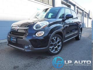 Used 2014 Fiat 500 L Trekking for sale in Richmond, BC