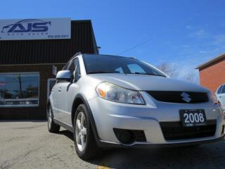 Used 2008 Suzuki SX4 Crossover AWD BASE for sale in Scarborough, ON