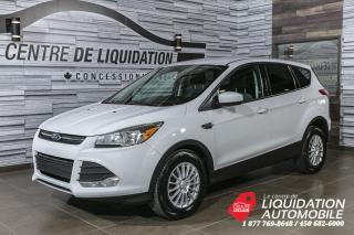Used 2015 Ford Escape SE+A/C+MAGS+GR/ELEC+BLUETOOTH+CAM/REC for sale in Laval, QC