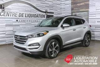 Used 2017 Hyundai Tucson SE 1.6T CUIR+TOIT/PAN+MAGS+CAM/REC+BLUETOOTH for sale in Laval, QC