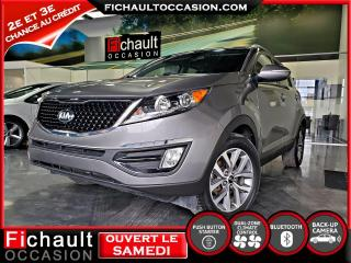 Used 2016 Kia Sportage EX Automatique for sale in Châteauguay, QC