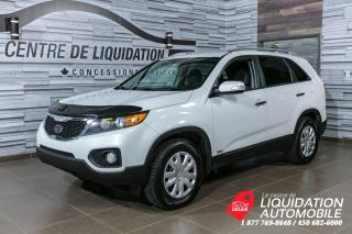 Used 2013 Kia Sorento LX+AWD+GR/ELEC+A/C+BLUETOOTH for sale in Laval, QC