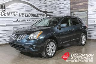 Used 2013 Nissan Rogue SV+AWD+GR/ELEC+MAGS+A/C+GPS for sale in Laval, QC