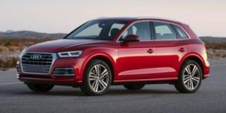 New 2020 Audi Q5 Technik w/Wireless Charging *DEMO* for sale in Winnipeg, MB