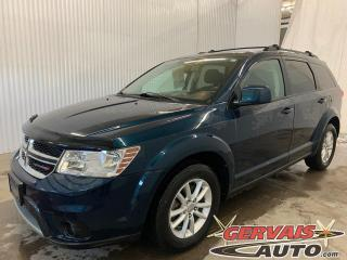 Used 2015 Dodge Journey SXT 7 Passagers Mags A/C Bluetooth for sale in Shawinigan, QC