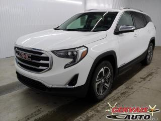 Used 2018 GMC Terrain SLT AWD Diesel Cuir Toit Panoramique Mags *Traction intégrale* for sale in Shawinigan, QC