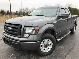 Used 2012 Ford F-150 STX EXT CAB  4X4 for sale in Cayuga, ON