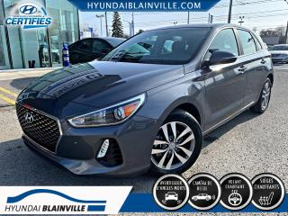 Used 2020 Hyundai Elantra GT Preferred APPLE CARPLAY, MAGS, VOLANT CH for sale in Blainville, QC