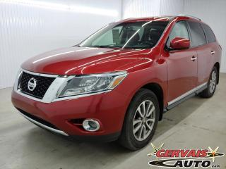 Used 2014 Nissan Pathfinder SL V6 AWD Cuir 7 Passagers Mags *Traction intégrale* for sale in Shawinigan, QC