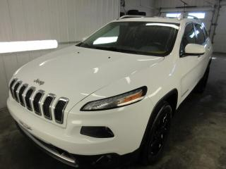 Used 2014 Jeep Cherokee 4WD 4dr Limited,TOIT OUVRANT for sale in Beauport, QC