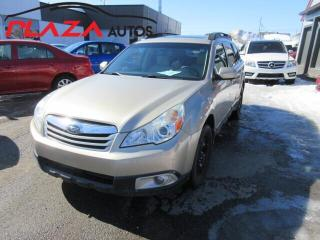 Used 2010 Subaru Outback 5dr Wgn AUTO 2.5i Sport for sale in Beauport, QC