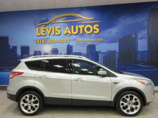Used 2013 Ford Escape TITANIUM AWD 122900KM ECOBOOST TOIT PANO for sale in Lévis, QC