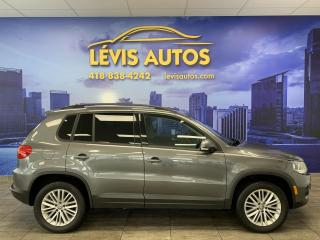 Used 2016 Volkswagen Tiguan SPÉCIAL ÉDITION 4MOTION GPS NAVIGATION 7 for sale in Lévis, QC