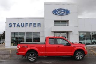 Used 2018 Ford F-150 XLT for sale in Tillsonburg, ON