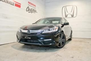 Used 2017 Honda Accord SPORT AUTOMATIQUE for sale in Blainville, QC