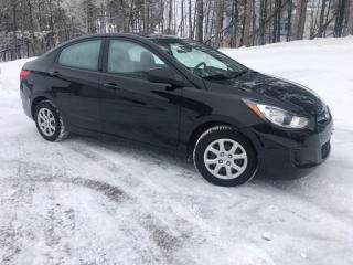 Used 2014 Hyundai Accent GL for sale in Mirabel, QC